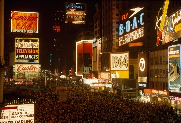 Looking Back At 1964 The Year Broadway Said Hello To