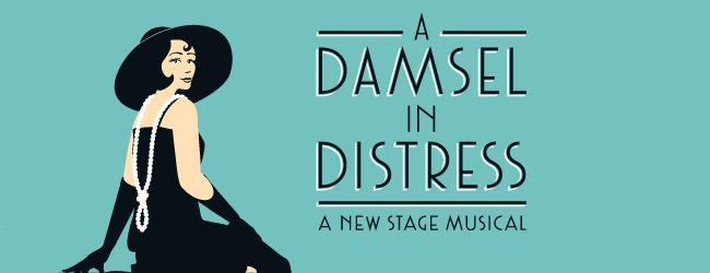 Damsel in distress means that wodehouse is on parade again