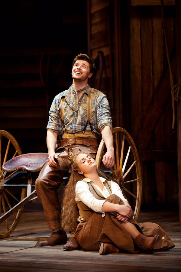 Oklahoma besides Oh What A Beautiful Morning moreover Rodgers And Hammersteins Musicals Thrive On Suburban City Stages additionally Goodspeed Musicals Heads To Oklahoma 81741 as well Doreen Taylor Davis Gaines Set For. on oscar hammerstein ii farm