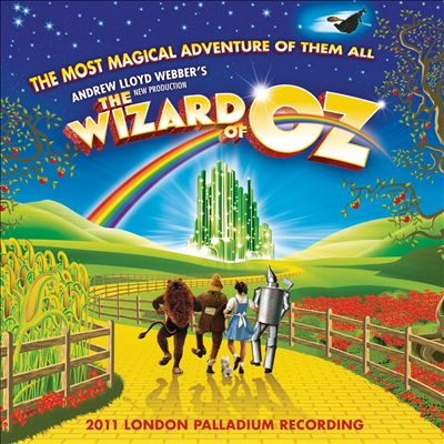 Wizard of oz cast recording