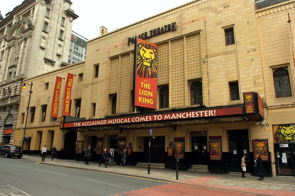 manchester palace