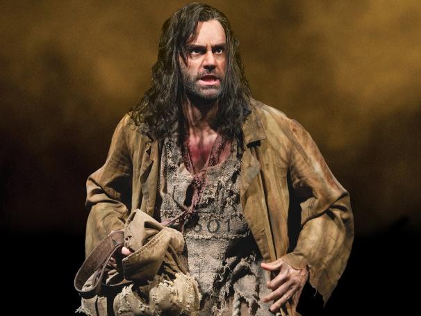 Ramin Karimloo will star in Broadway return of Les