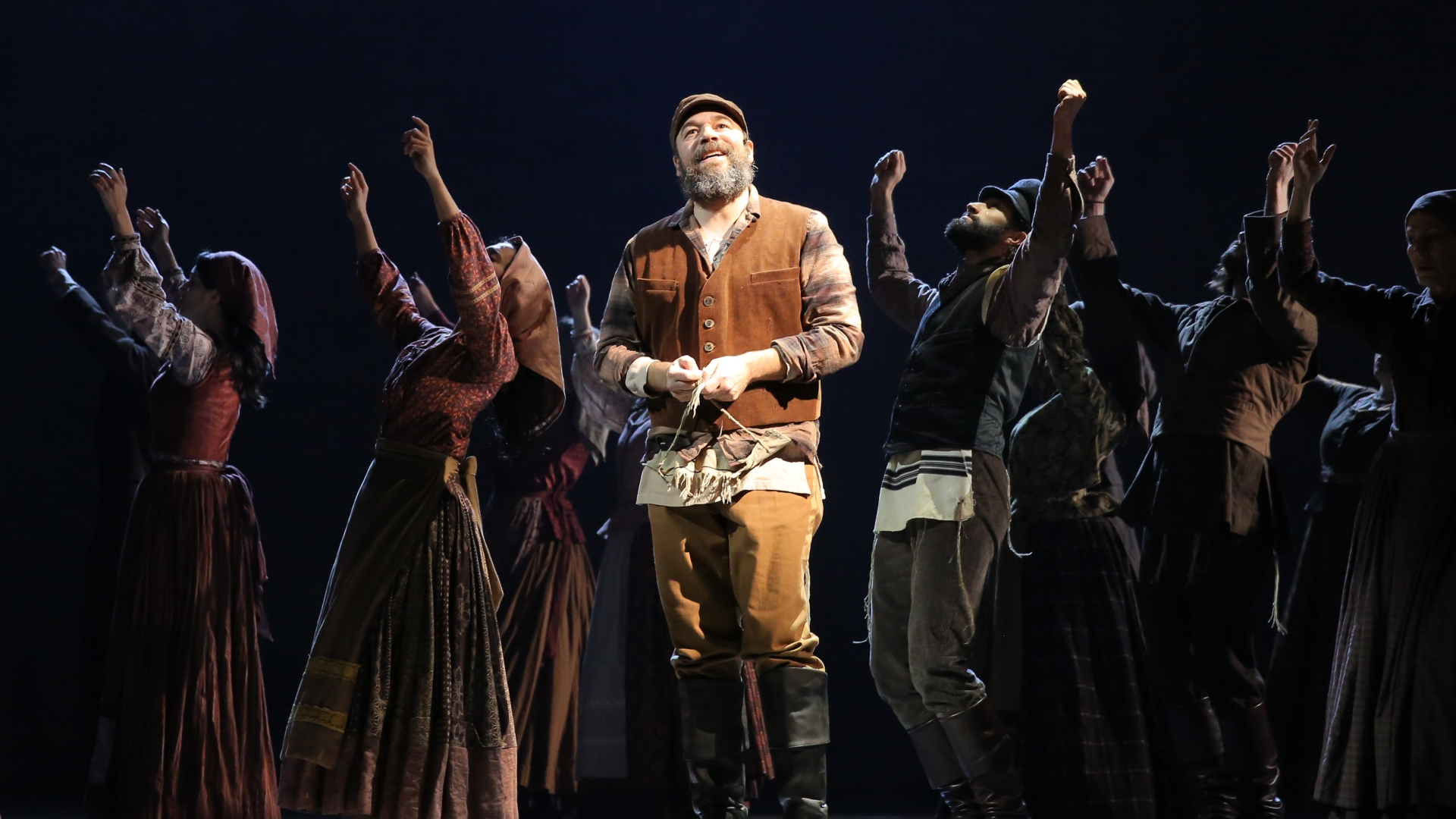 Fiddler On The Roof Sets Broadway Closing Date Overtures