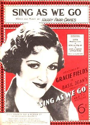 Gracie Fields : Vol. 1: Sing as We Go